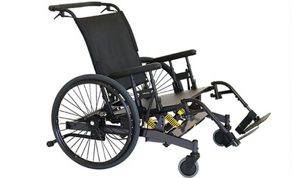 Stellar Hd Manual Tilt Wheelchair