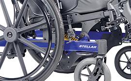Stellar Manual Tilt Wheelchair